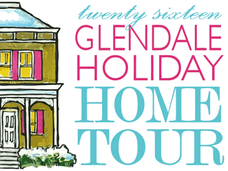 Glendale 2016 Holiday Home Tour
